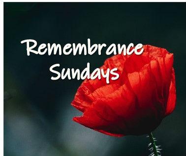 Remembrance Sundays