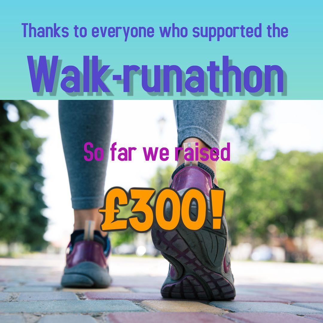 Walk or Run-a-thon