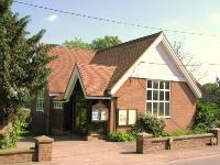 Chapel image - sunny