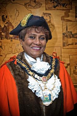 Harrow Mayor 2018