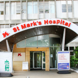 st mark hospital entrance