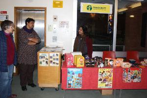 fairtrade stall