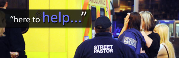 harrow street pastors on patrol