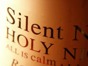 silent night carol