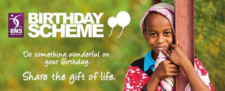 Baptist World Mission Birthday scheme