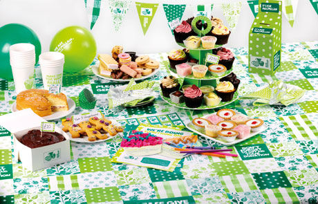 macmillan coffee cakes