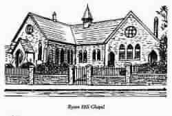 Byron Hill Chapel
