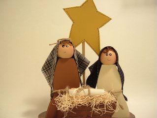 nativity dolls