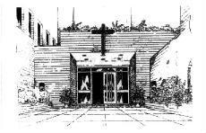 Harrow baptist church 1982