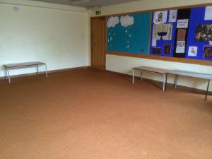 room upstairs for rent Harrow Baptist church