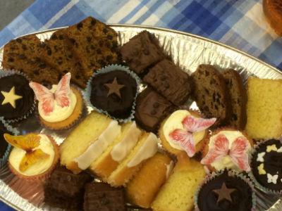 cakes for prayer time