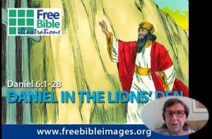 Daniel Lions Den