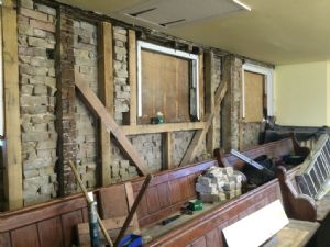 Latest building work - February 2019