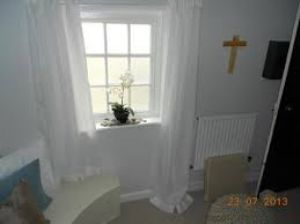 Prayer room at Carleton Road Baptist Church