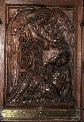 Pulpit Panel Enlarged