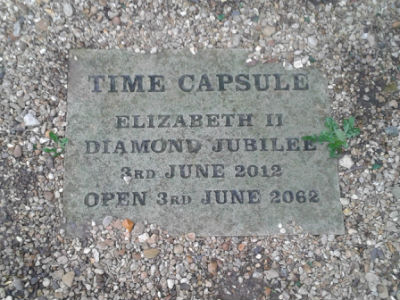 Time Capsule: Photo S. Nottingham