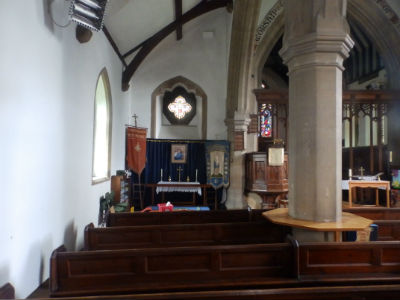 North Aisle: Photo S.Nottingham