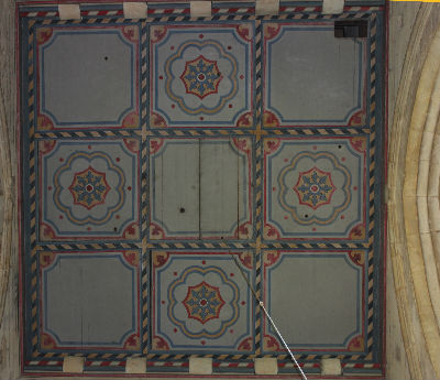 Bell Tower Roof: Photo C Kebbell