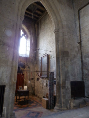 Ringing Chamber: Photo S. Nottingham