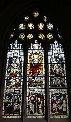 Resurrection Window: Photo C Kebbell