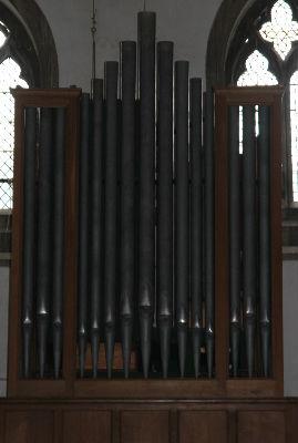 Organ Pipes: Photo C Kebbell
