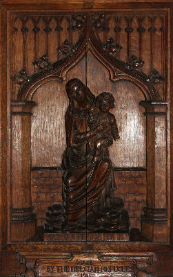 Pulpit Panel Two: Photo C Kebbell