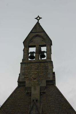 Bell Turret from west: Photo C Kebbell