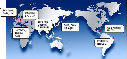 world mission map