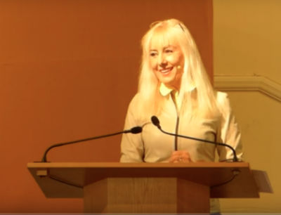 Holy Spirit series - 1 Rev Dr Louise Hearn