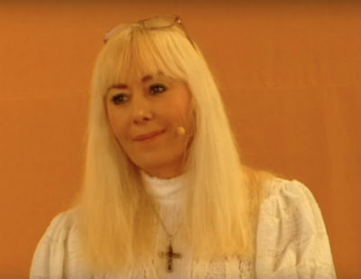 Rev Dr Louise Hearn - Preaches on the Grieving the Holy Spirit