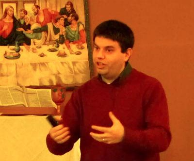 Sermon for Pam Sunday by Rev Danny Podesta at ESBC