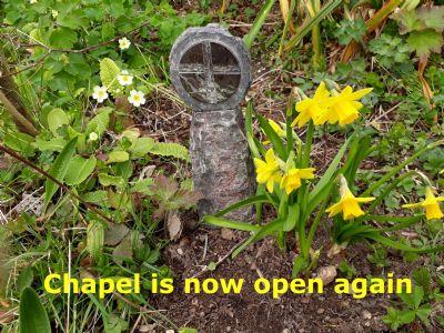 chapel opne
