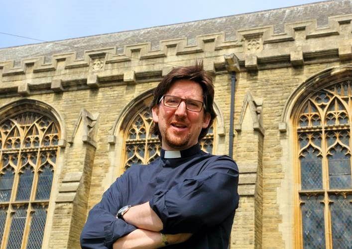 Rev Pete Sainsbury