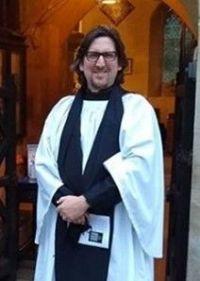 Rev Pete Sainsbury - Vicar