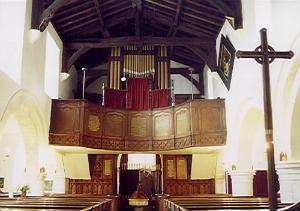 St John the Baptist Organ