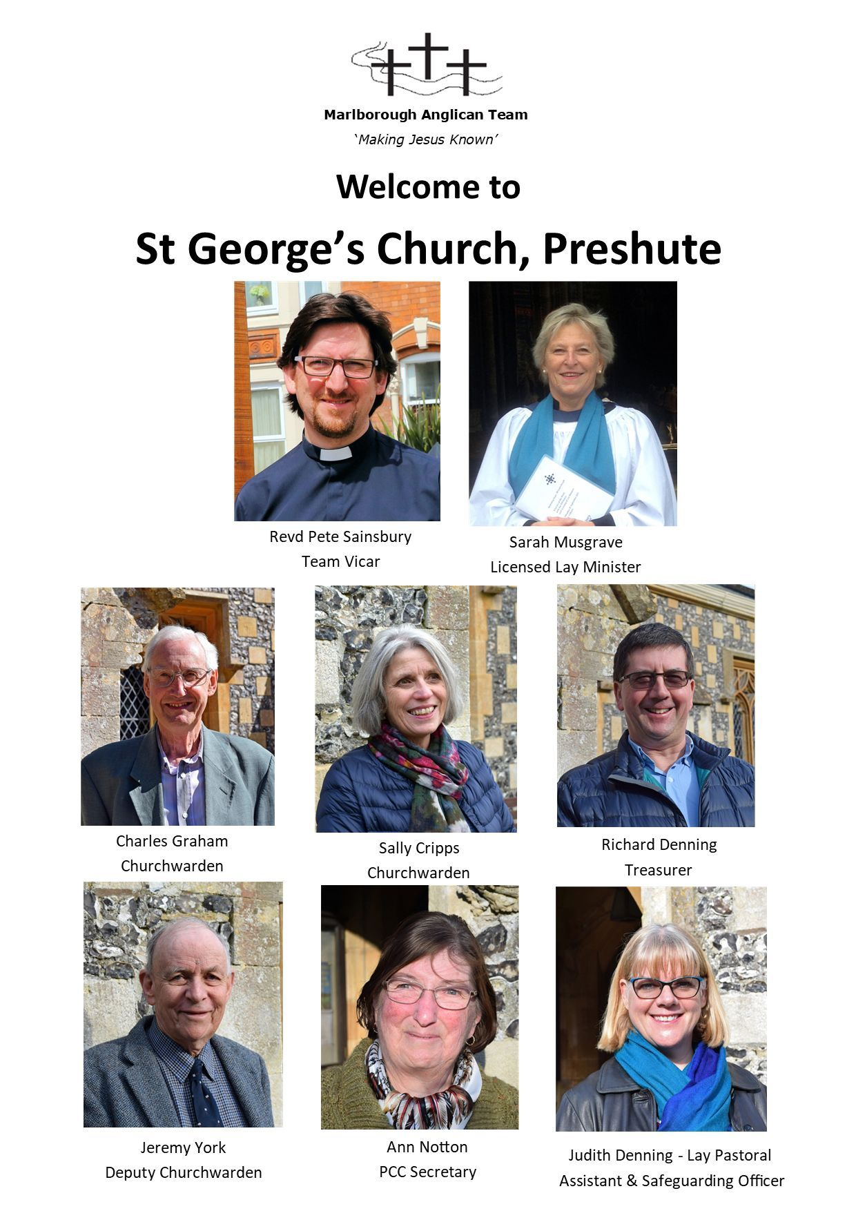 Core Team St Georges
