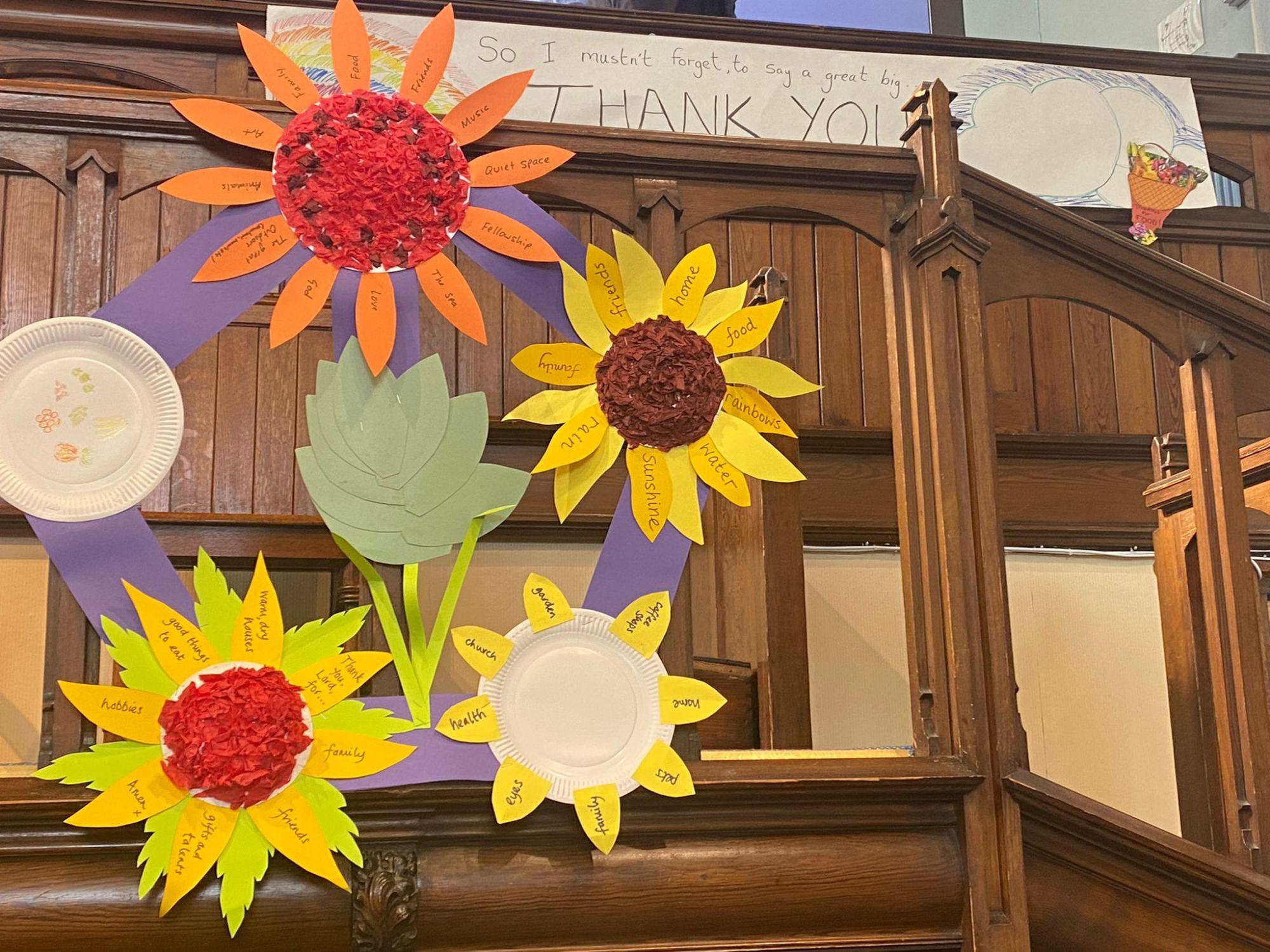 Harvest Craft Decorations