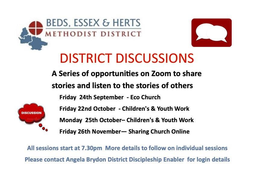 District Discussions +