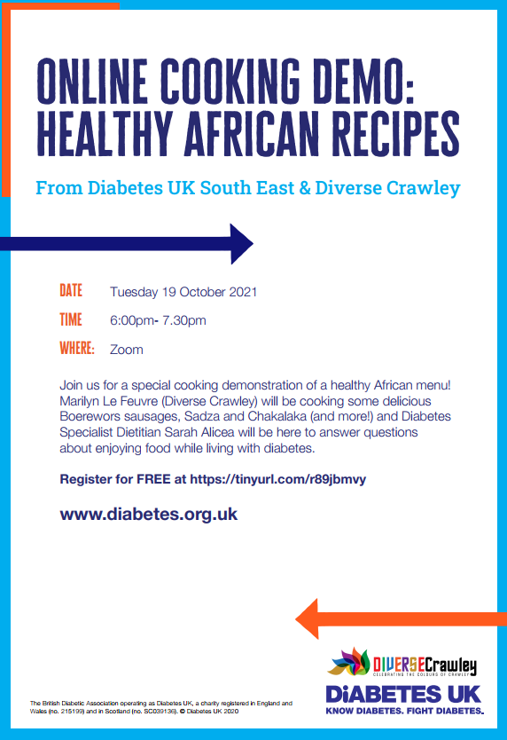 Healthy African Recipes +