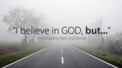 I belive in god but