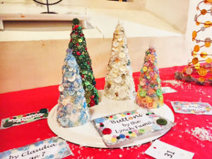 Christmas tree competition winners