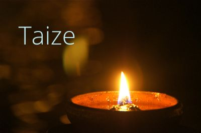 Come to our special Taize Service