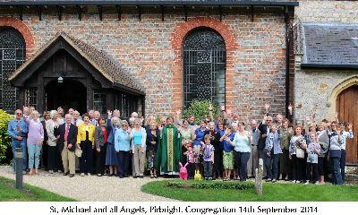 Congregation 2014