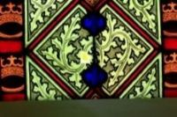 Small picture of altar window