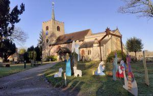 Sunny day Nativity