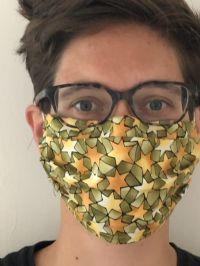 Green mask
