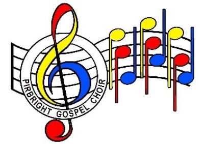 Pirbright Gospel Choir Logo