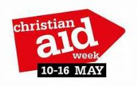 Christian Aid week is 10-16th May 2021