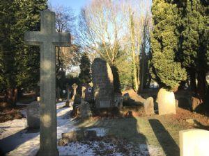 Henry Moreton Stanley's memorial