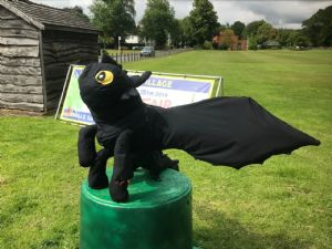 Baby Toothless dragon